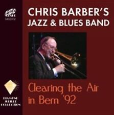 Chris Barber's Jazz & Blues Band - Clearing the Air in Bern '92 (2012)  2CD  NEW