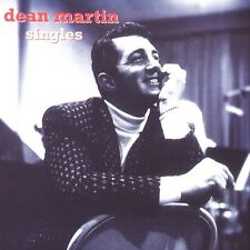 Dean Martin Singles CD NEW Under The Bridges Of Paris/That Lucky Old Sun/Kiss+