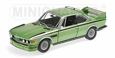 Minichamps 1/18: 180029024 BMW 3.0 CSL (E9) - 1975 - metallic green - sold out