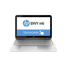 "HP Envy M6-n113dx 15.6"" (750GB, AMD FX, 2.1GHz, 6GB) Notebook - Natural Silver …"
