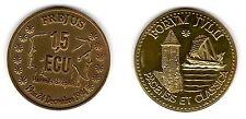 Fréjus, 1,5 écu, 1994 - Euros temporaires des villes