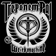 Treponem Pal - Weird Machine Digipak CD (Listenable 2008)