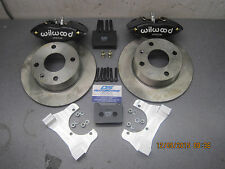 Mk1 Mk2 Escort Rs2000 Capri 2.8i Wilwood Powerlite Rear Brake Set Up