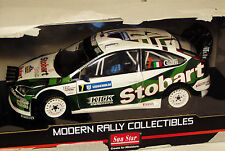 1/18 Ford Focus WRC  Stobart   Rally Sweden 2008  G.Galli