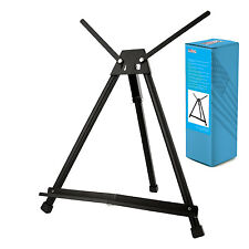 "US Art Supply 19"" Tall Aluminum Tripod Tabletop Artist Display Easel 1-Easel"