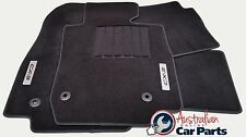 MAZDA CX3 Floor Mats Carpet Front & Rear New Genuine 2015 Accessories DK11-AC-FM