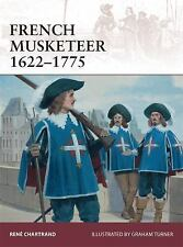 French Musketeer, 1622-1775 168 Reference Book