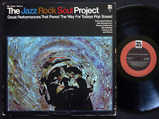 JOHNNY GRIFFIN JOHNNY LYTLE The Jazz Rock Soul Project LP RIVERSIDE RS 3048