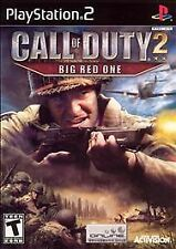Call of Duty 2: Big Red One (Sony PlayStation 2, 2005)