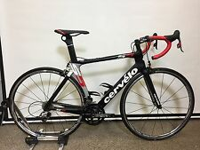 Cervelo S5 - SRAM Red - 54cm - Awesome Condition -