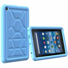 Poetic Turtle Skin Bumper Protection Silicone Case for Amazon Kindle Fire 7 5th