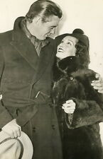 LUPE VELEZ JOHNNY WEISSMULLER 1938 VINTAGE PHOTO ORIGINAL 4