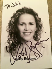 6x4 Hand Signed Photo of Eastenders Lisa Fowler - Lucy Benjamin