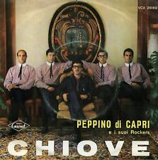 PEPPINO DI CAPRI CHIOVE IO NO (WHAT'S A MATTER BABY) EX EX+