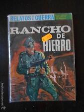 RELATOS DE GUERRA Nº 128 - RANCHO DE HIERRO (E2)