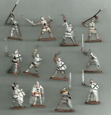 1/72 20mm Painted Soldiers TEUTONIC FOOT KNIGHTS x 12