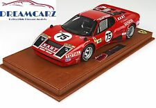 BBR Ferrari 365 GT4 BB #75 24hr LeMans 1977 1/18 BBRC1813AV - Limited 200 pcs