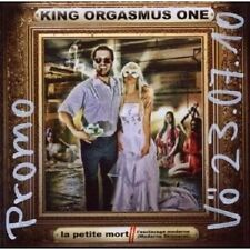 KING ORGASMUS ONE - LA PETITE MORT 2 MODERNE SKLAVEREI  CD NEU