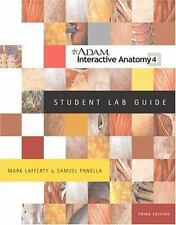 A.D.A.M.(R) Interactive Anatomy Student Lab Guide (3rd Edition)