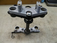 2005_SUZUKI_GS500f_GS-500_05_TRIPLE CLAMPS_STEERING STEM_TOP TREE_BAR MOUNT