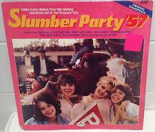 SEALED MINT! SLUMBER PARTY '57 Soundtrack LP  Debra Winger  Jerry Lee Lewis