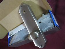 Schlage Handleset Interior Danbury/Florence, Satin Nickel, FA359 DNB 619 FLO