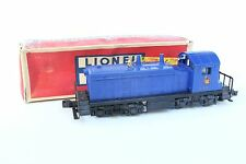 Postwar Lionel 621 Jersey Central Diesel Switcher with Box and Manual