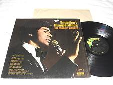 """Engelbert Humperdinck """"We Made It Happen"""" 1970 Pop LP, VG+, Original Parrot"""