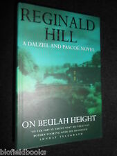 On Beulah Height by Reginald Hill (Hardback, 1998-1st) Dalziel & Pascoe Novel