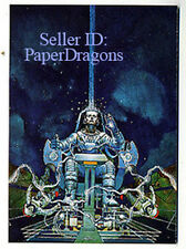 DON MAITZ Series 1 - Metallic Storm Chase Card MS4 - Spacedman