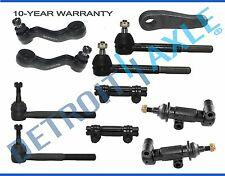 Brand New 11pc Complete Front Suspension Kit 1996 - 2002 Chevy GMC 2WD