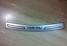 Rear Bumper Sill Plate Protector Cover Trim for 13-15 Malibu