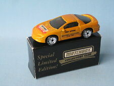 Matchbox Chevy Camaro Z-28 Matchbox Club Gold USA with nice wheels