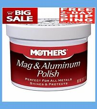 NEW Mothers 05101 Mag & Aluminum Polish - 10 oz with Free 2 DAY Shipping