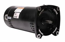 Century A.O. Smith USQ1152 1.5 HP Up-Rated Square Flange Replacement Motor New
