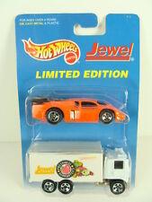 Hot Wheels 1996 Jewel Hiway Hauler 2 Pack w/ GT Racer
