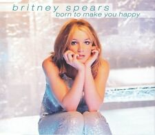 Britney Spears Maxi CD Born To Make You Happy - Europe (EX+/EX+)
