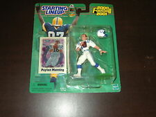 2000 2001 STARTING LINEUP PEYTON MANNING FOOTBALL FIGURE SEALED COLTS