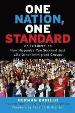 One Nation, One Standard: An Ex-Liberal on How Hispanics Can Succeed Just Like O