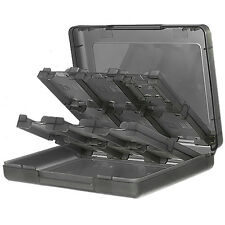 24-in-1 Smoke Game Cartridge Card Case Holder Storage for Nintendo 3DS XL