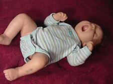 "HUTI B @ A.D.G.05 LIFE LIKE BABY DOLL 17""  LONG WEIGHS 3LBS."