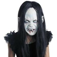 Creepy Ghosts Zombie Head Face Mask Scary Halloween Costume Cosplay