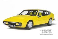 Matra BAGHERA serie 1 - 1973/1976-amarillo - 1:18 Otto Mobile ot 630