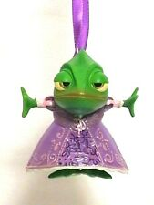 Disney Store Tangled Pascal Sketchbook Ornament 2014 Rapunzel Chameleon Lizard