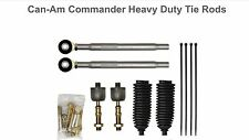 Can Am Commander Super Duty Tie Rod Kit (both sides) 2011-2014 includes boots