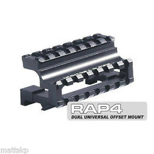 Rap4 Dual Universal Offset Mount