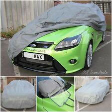 Breathable & Water Resistant Outdoor & Indoor Full Car Cover for Fiat Barchetta