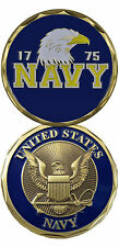 U.S. Navy / Eagle 1775 - USN Challenge Coin 3124