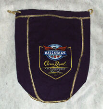 Crown Royal Inaugural Season 2005 Brickyard 400 Championship Racing Bag