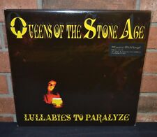 QUEENS OF THE STONE AGE - Lullabies to Paralyze Import 180 Gram 2XLP BLACK VINYL